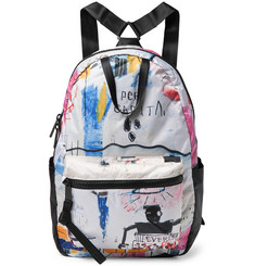 Herschel Supply Co + Jean-Michel Basquiat HS6 Printed Ripstop Backpack