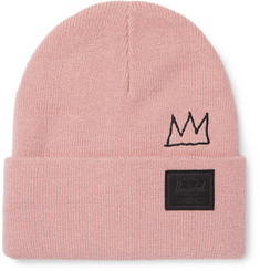 Herschel Supply Co + Jean-Michel Basquiat Elmer Knitted Beanie