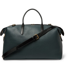 Smythson - Full-Grain Leather Holdall