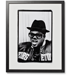 Sonic Editions Framed 1988 Run-DMC Print, 16