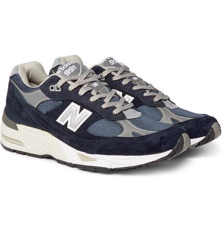 new balance 991 navy