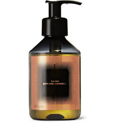 Tom Dixon London Shower and Bath Oil, 180ml