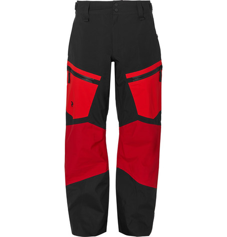 Peak Performance Gravity Colour-Block GORE-TEX Ski Trousers