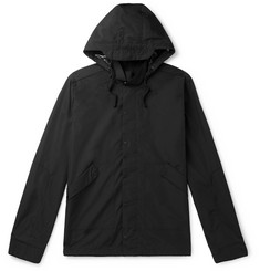 Folk Shell Raincoat