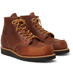 Red Wing Shoes 8138 6-Inch Moc Leather Boots