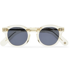 Cubitts Bidborough Round-Frame Acetate Sunglasses