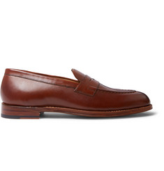 Grenson Lloyd Leather Penny Loafers
