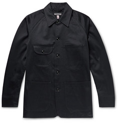Monitaly Vancloth Cotton-Sateen Chore Jacket
