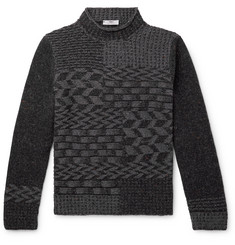Inis Meáin - Donegal Merino Wool and Cashmere-Blend Sweater
