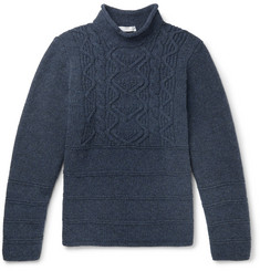 Inis Meáin - Cable-Knit Merino Wool Sweater