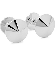 Alice Made This - Thomas Rhodium-Plated Cufflinks