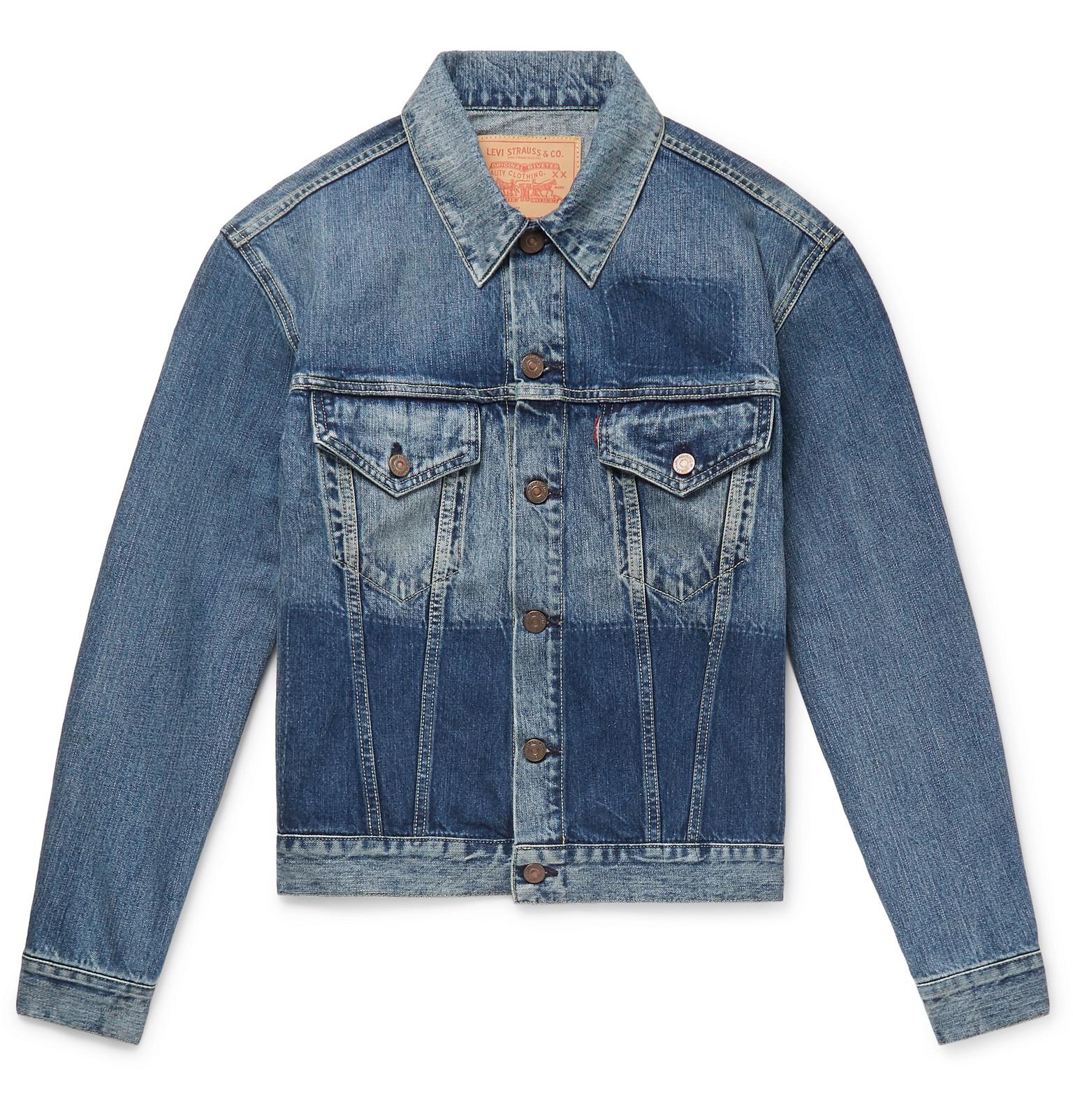 Levis Vintage Clothing 1961 Type Iii 557 Denim Jacket