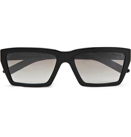 f7cd9c7c68c Prada - Square-Frame Acetate Sunglasses