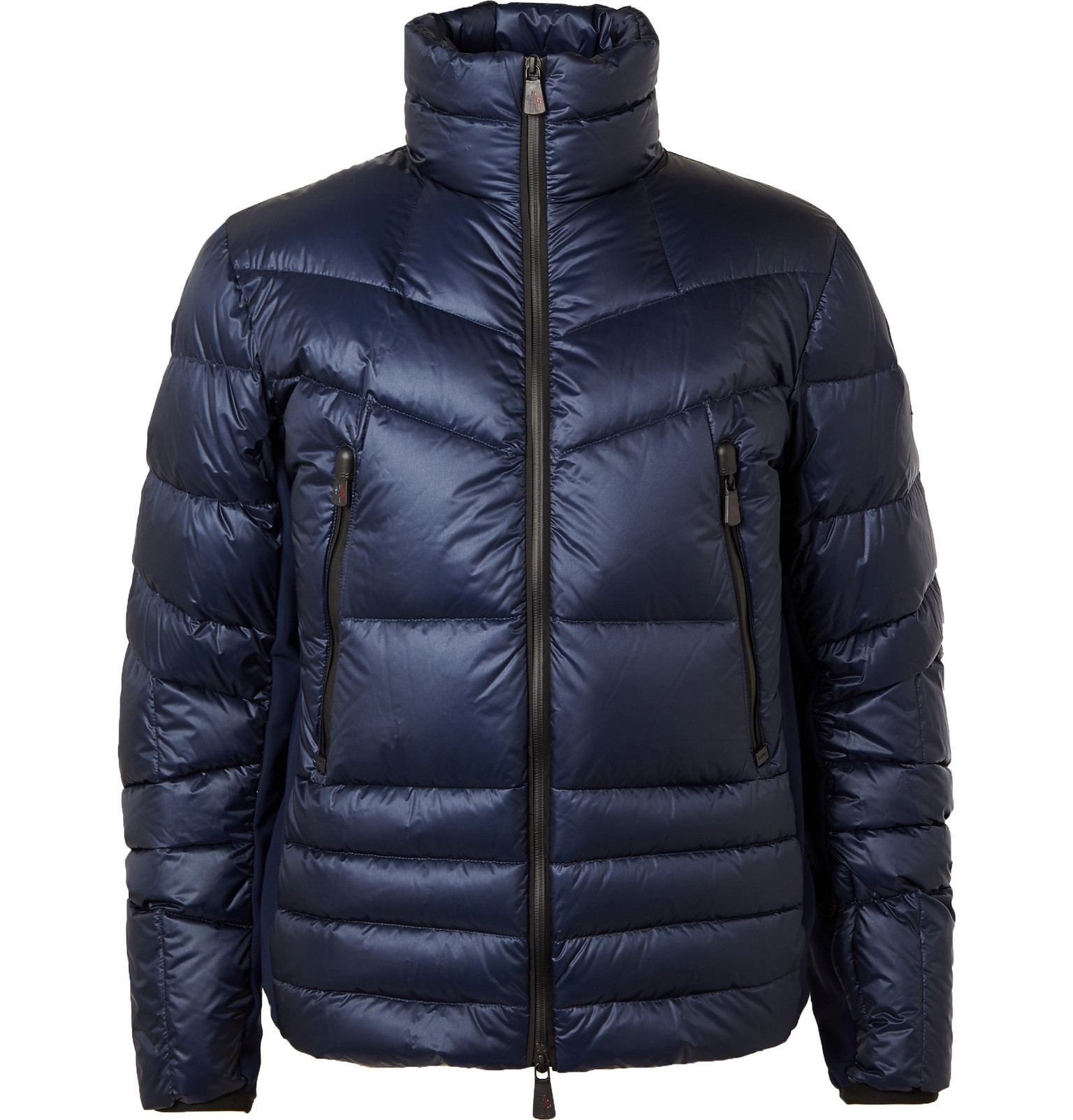 info for 70d09 2c811 Moncler Grenoble - Canmore Quilted Nylon Down Ski Jacket