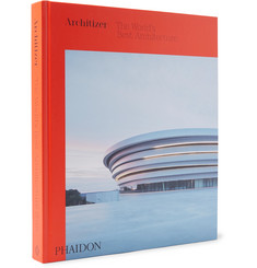 Phaidon - Architizer: The World's Best Architecture Hardcover Book