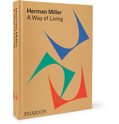 Phaidon - Herman Miller: A Way of Living Hardcover Book