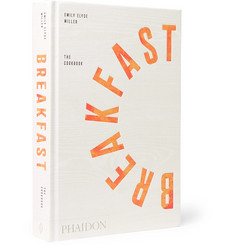 Phaidon - Breakfast: The Cookbook Hardcover Book