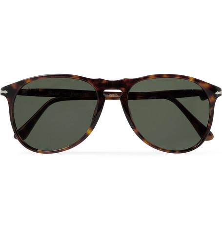Acetate Polarised D Frame Tortoiseshell Sunglasses wOvmN8y0Pn