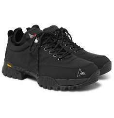 ROA Neil Suede and Nylon Hiking Sneakers
