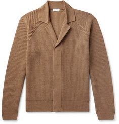 Dries Van Noten - Ribbed Merino Wool Cardigan