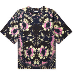 Dries Van Noten Tie-Dyed Cotton-Jersey T-Shirt
