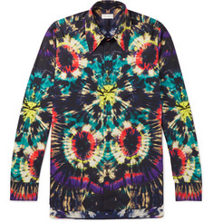 Dries Van Noten Tie-Dyed Cotton Shirt