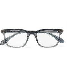 63bd78573275 Garrett Leight California Optical - Bernard 49 D-Frame Acetate Optical  Glasses