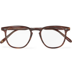Garrett Leight California Optical Brooks 47 D-Frame Acetate Optical Glasses