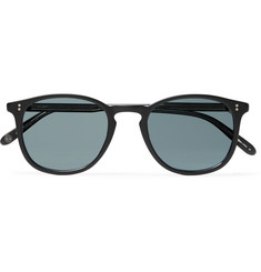 Garrett Leight California Optical Kinney 47 D-Frame Acetate Sunglasses