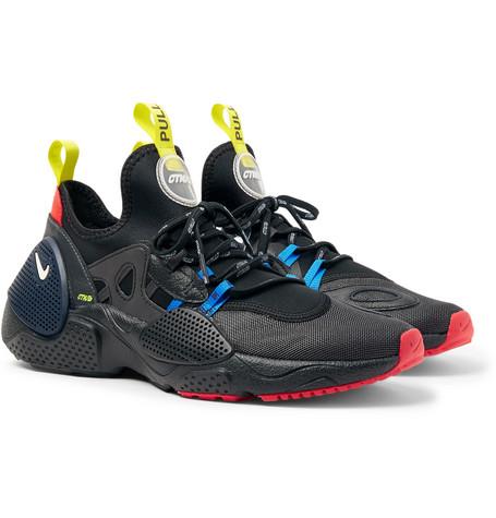 a299bf9c2d6 Nike - + Heron Preston Huarache E.D.G.E. Sneakers