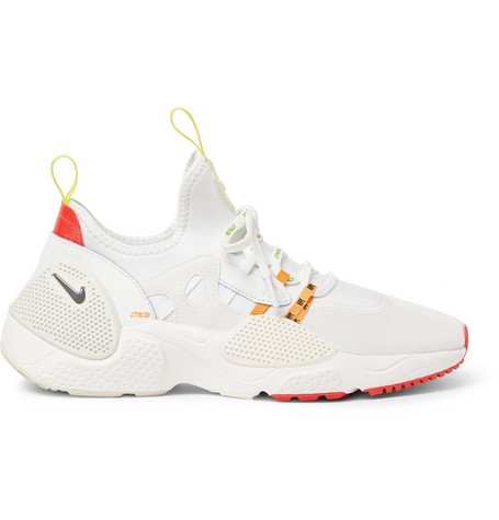 + Heron Preston Huarache Edge Sneakers by Nike