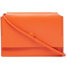 Acne Studios Leather Crossbody Cardholder