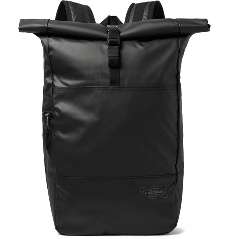 Eastpak Macnee Coated-Canvas Backpack