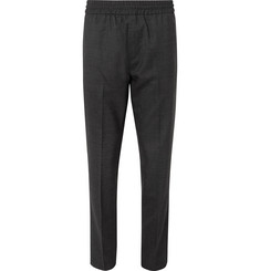 Acne Studios Dark-Grey Ryder Wool Trousers