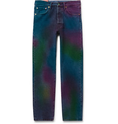 Acne Studios 1996 Tie-Dyed Denim Jeans
