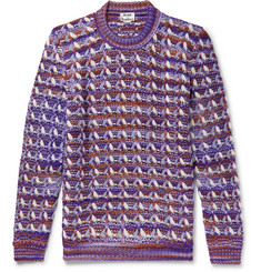 Acne Studios Kobra Knitted Sweater