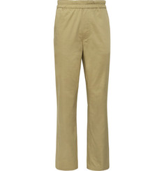 Acne Studios Paco Cotton-Blend Trousers