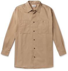 fe03abdd3ebd2 Acne Studios Sabino Oversized Twill Overshirt