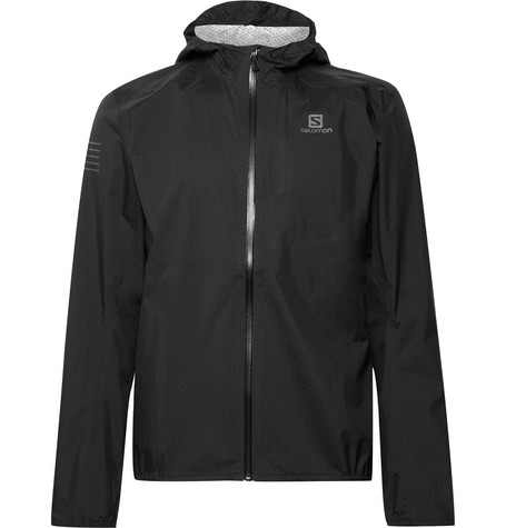Salomon Bonatti Ripstop Hooded Jacket