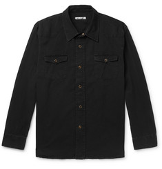 Our Legacy New Frontier Western Denim Shirt