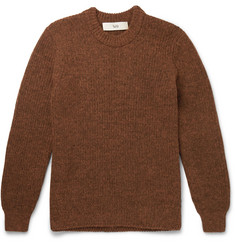 Séfr Leth Ribbed-Knit Sweater