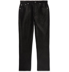 Séfr Black Sin Cotton-Corduroy Trousers