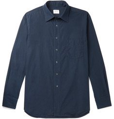 Aspesi Cotton-Poplin Overshirt