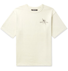 Reese Cooper® Printed Cotton-Jersey T-Shirt