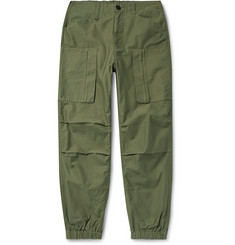 AMBUSH® Flight Tapered Cotton-Twill Cargo Trousers
