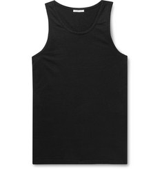 John Elliott Cotton-Jersey Tank Top