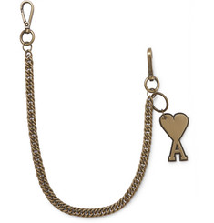 AMI Brass Wallet Chain