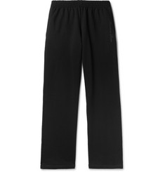 Martine Rose Wide-Leg Loopback Cotton-Jersey Sweatpants