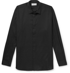 Saint Laurent Cotton-Jacquard Shirt