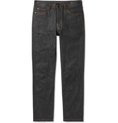 Saint Laurent Selvedge Stretch-Denim Jeans